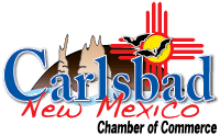 Carlsbad New Mexico Chamber of Commerce Logo